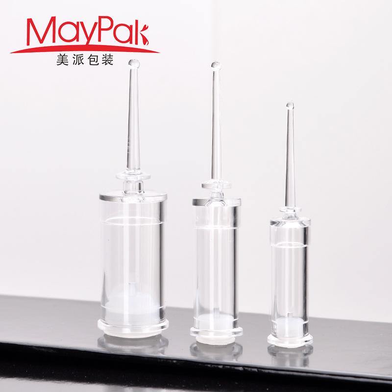 plastic ampoule bottle