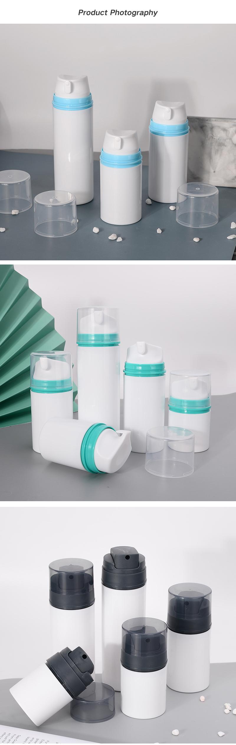 Cream Pump Bottle